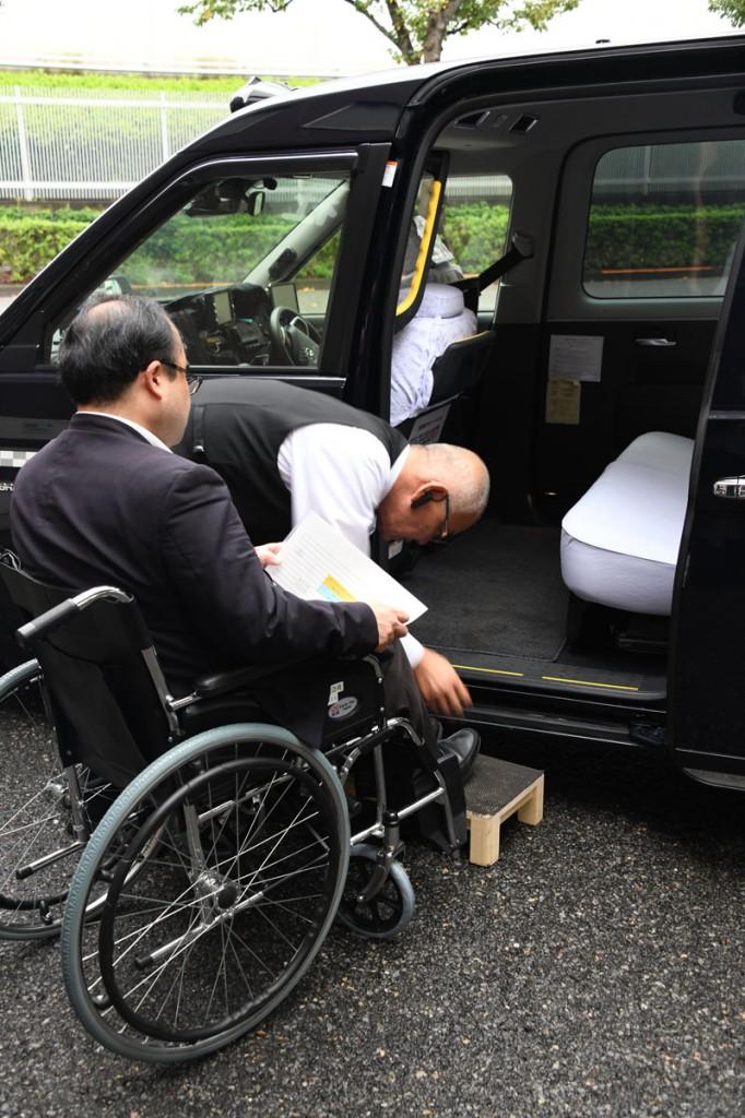 車椅子体験_キャプション2